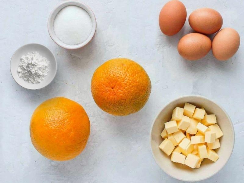 Апельсиновый курд лучший рецепт для торта и капкейков