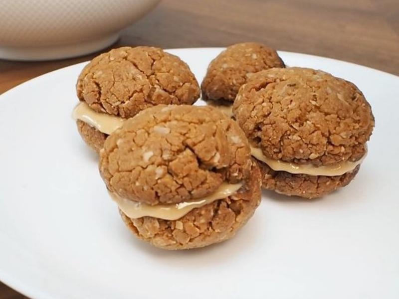 Арахисовое ПП печенье