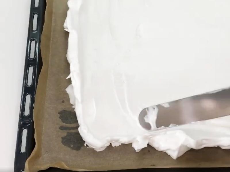 Меренговый рулет рецепт с фисташковым кремом