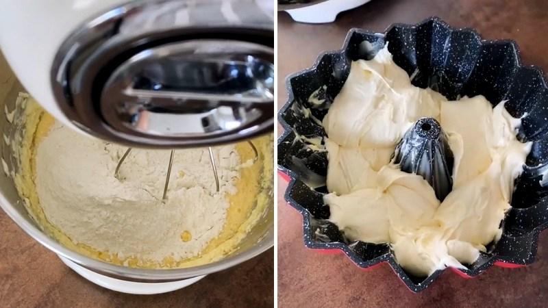 Лимонный кекс в домашних условиях с фото