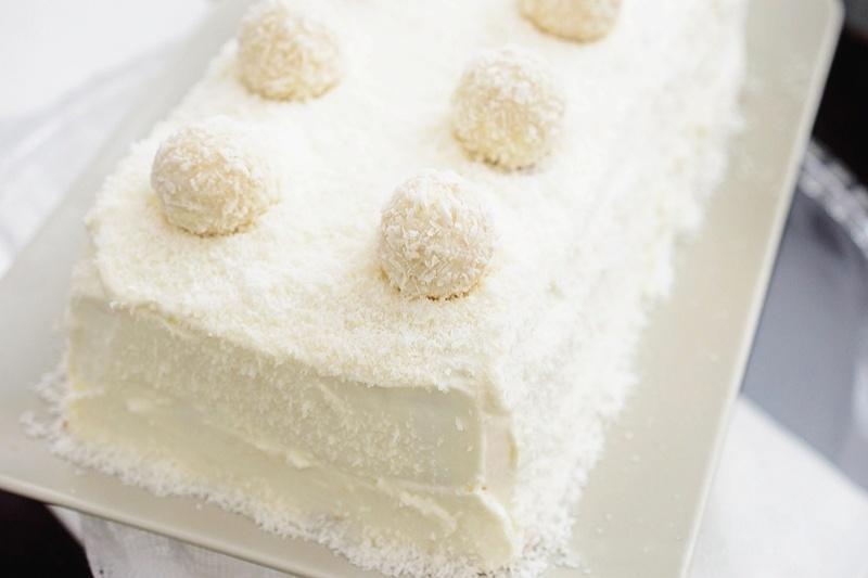 Торт Рафаэлло рецепт простой без выпечки