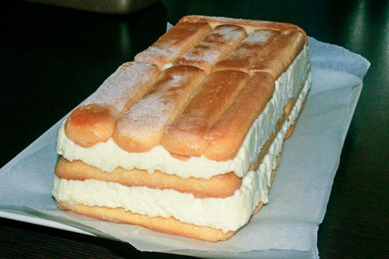 Торт Рафаэлло простой рецепт с печеньем