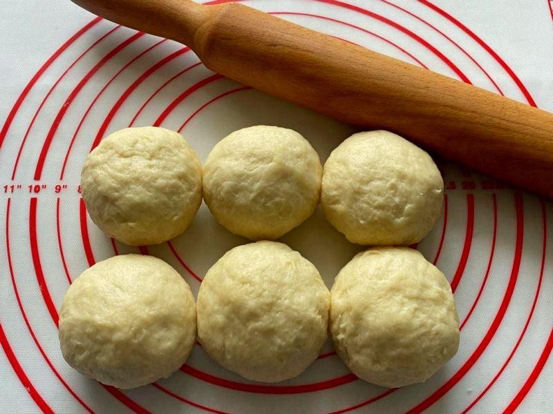 творожное тесто для пирожков в духовке или на сковороде