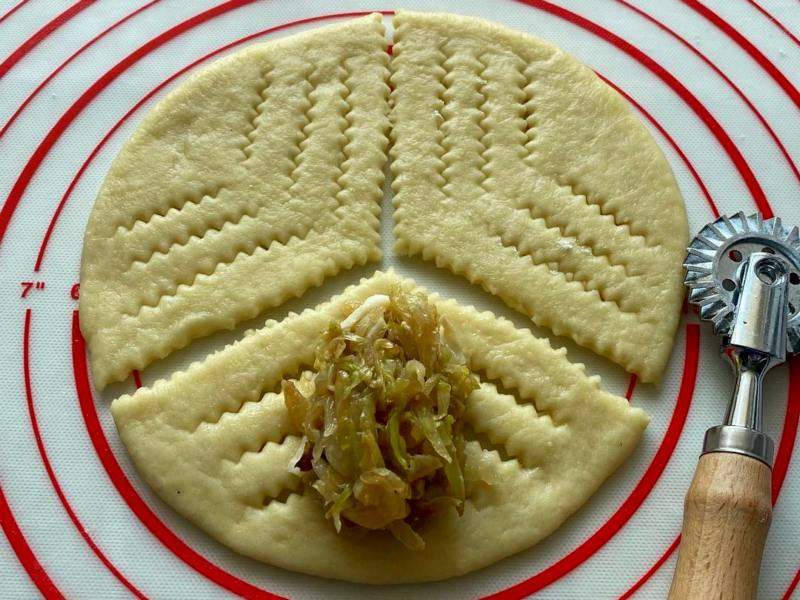 творожное тесто для пирожков для жарки