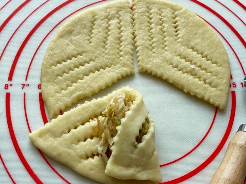 творожное тесто для пирожков с любой начинкой