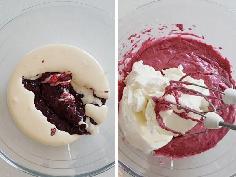 Тирамису рецепт десерта со сливками и маскарпоне ягодный