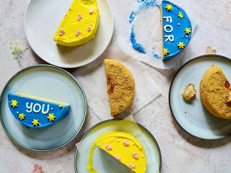 Бенто торты рецепт пошагово