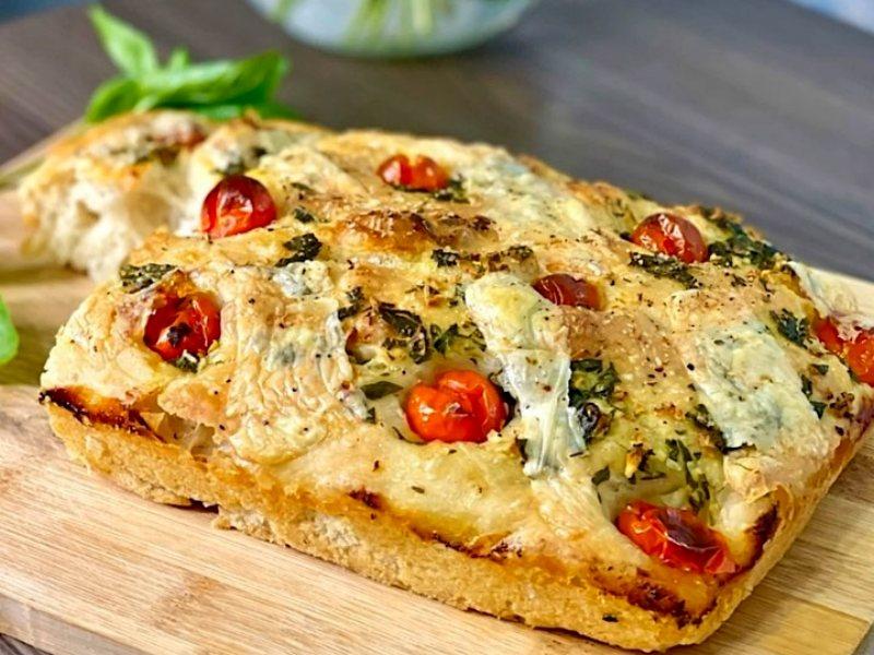 Итальянская Фокачча классический рецепт