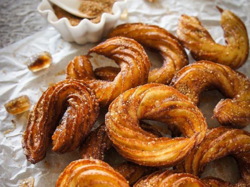 Испанский Чуррос - рецепт пончиков