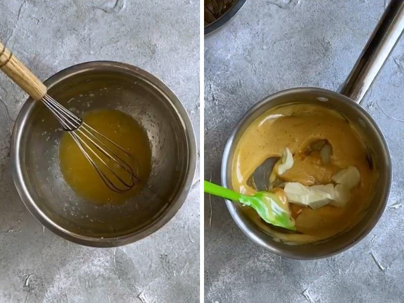 Медовые пирожные рецепт в домашних условиях