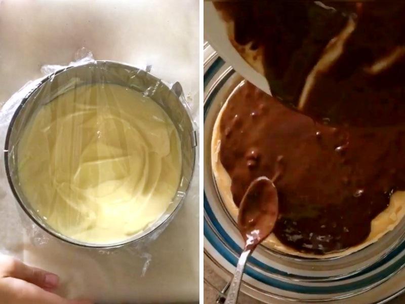 Миндальный торт Икеа рецепт пошагово