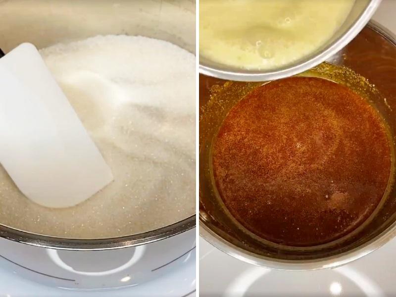 рецепт мягкой карамели в домашних условиях