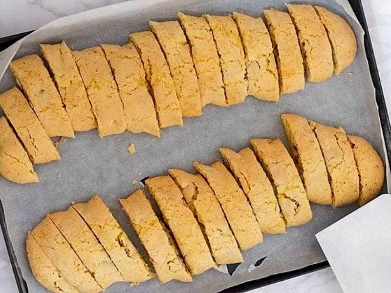 Итальянское печенье Кантуччи рецепт