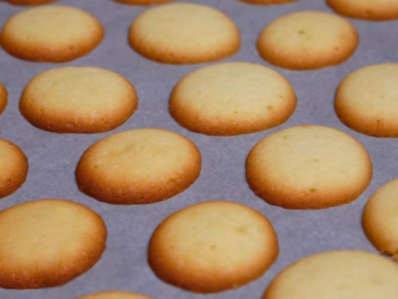 Песочное печенье Малютка пошаговый рецепт