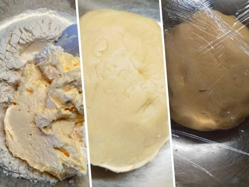 Печенье с крахмалом Шампиньоны рецепт