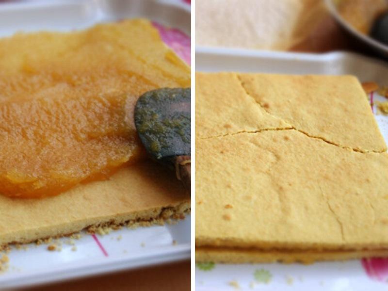 Песочное пирожное как в детстве пошагово с фото