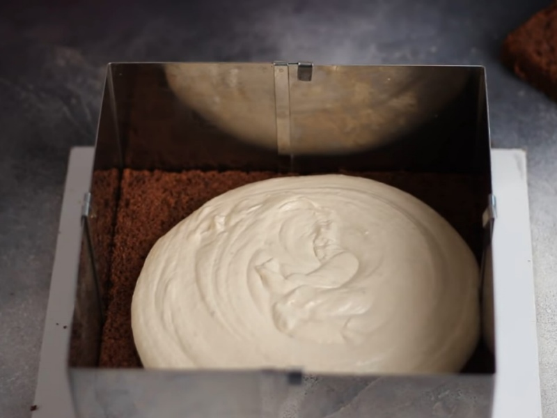 Пирожное с муссом рецепт в домашних условиях