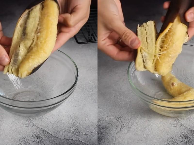 Банановое пирожное с шоколадом рецепт