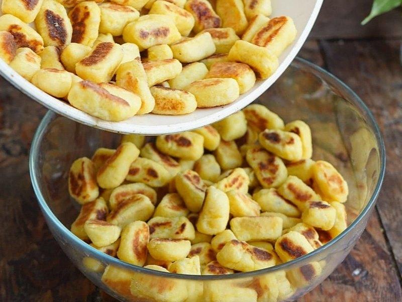Итальянские картофельные Ньокки классический рецепт