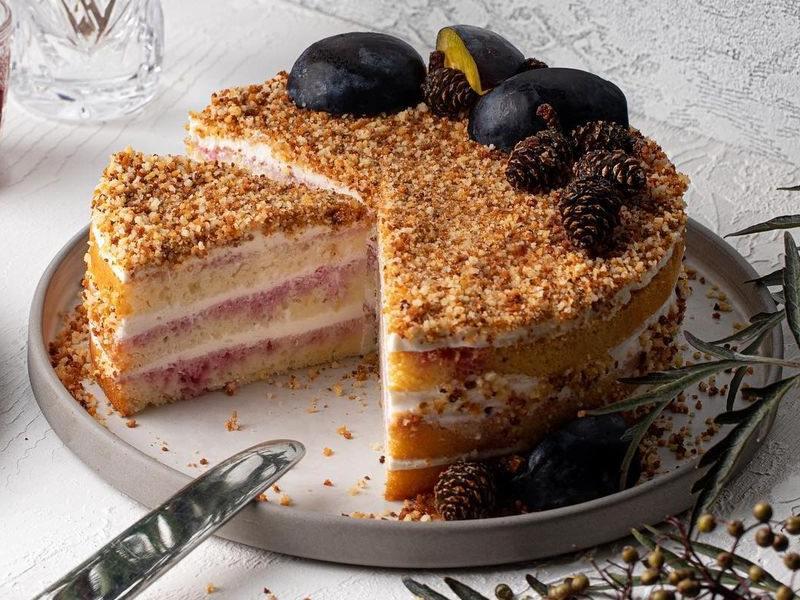 Торт Сметанник простой и вкусный рецепт