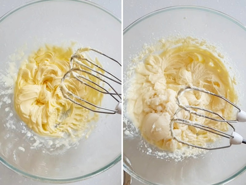 Заварной крем с маслом рецепт