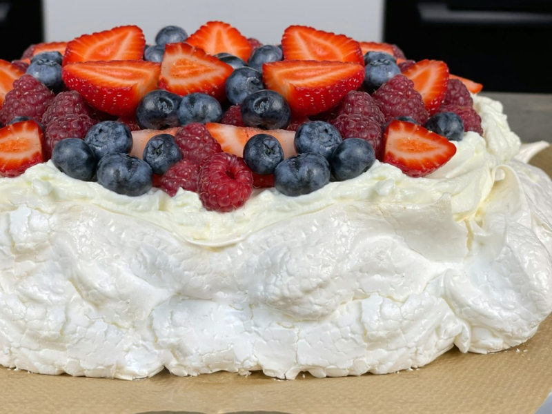 Торт Павлова рецепт в домашних условиях