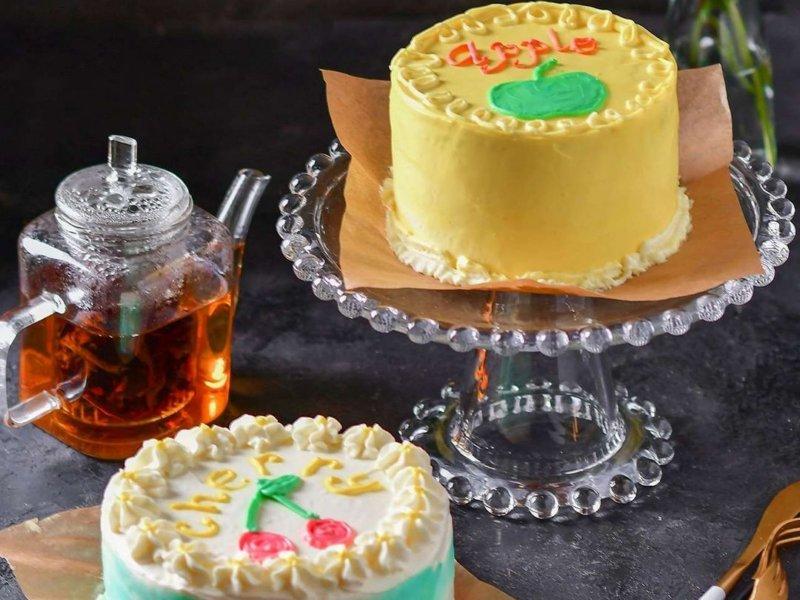 Бенто торты рецепты яблоко в карамели и вишня с корицей