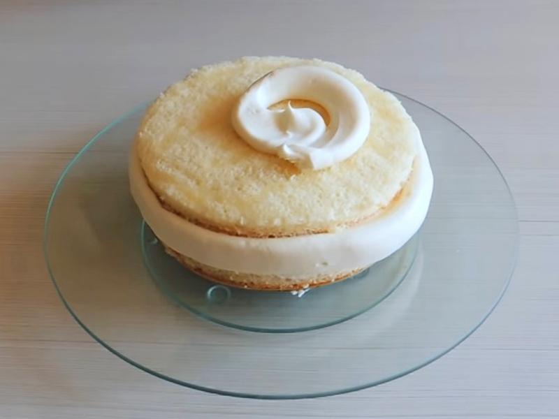 Выравниваем бенто торт