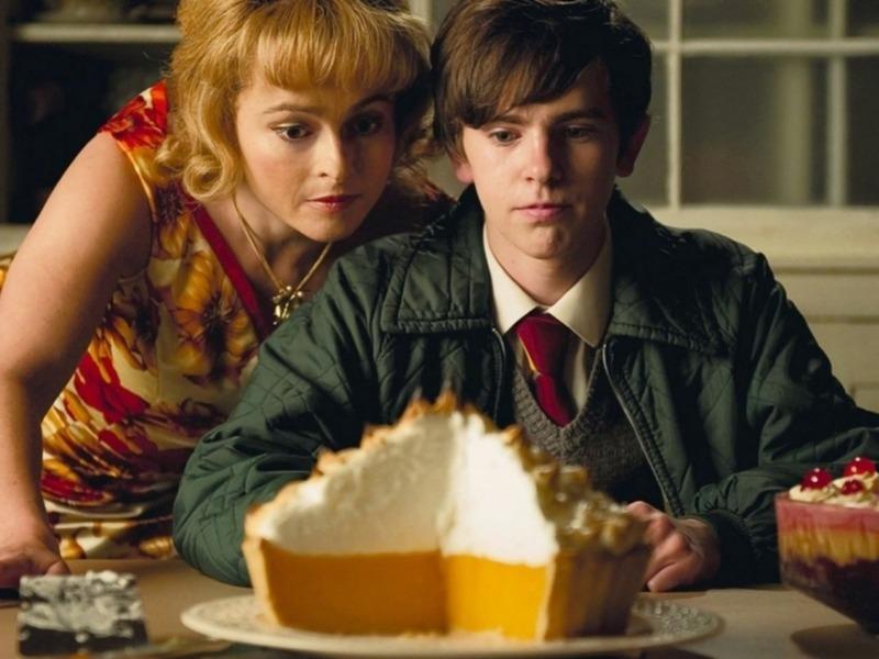 Лимонный тарт с Меренгой из фильма Тост