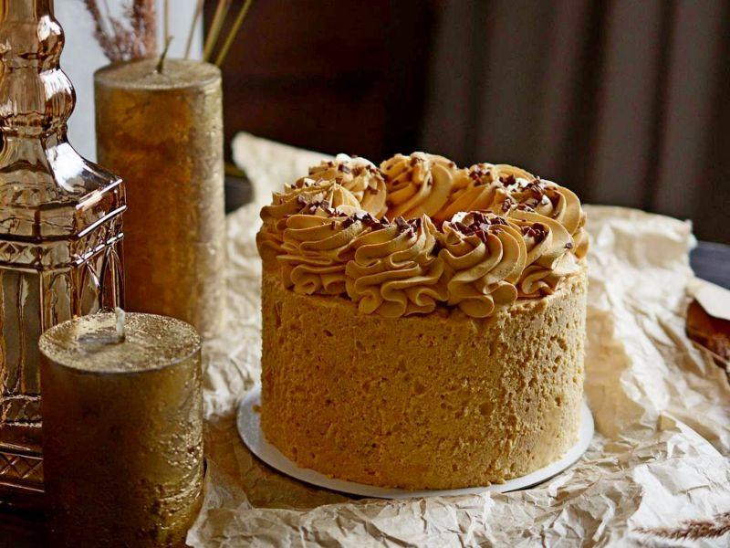 торт муравейник классический советского времени