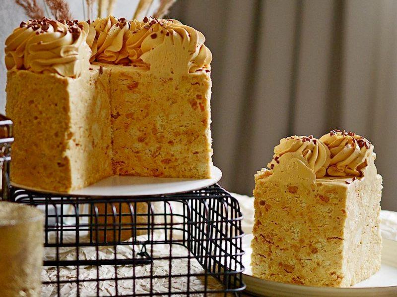 Муравейник торт домашний классический со сгущенкой