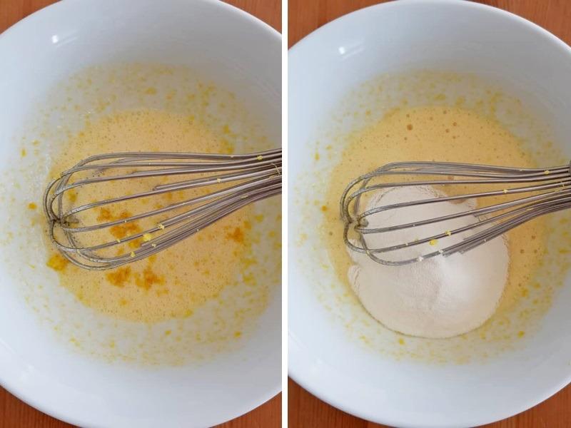 рецепт печенья мадлен в домашних условиях