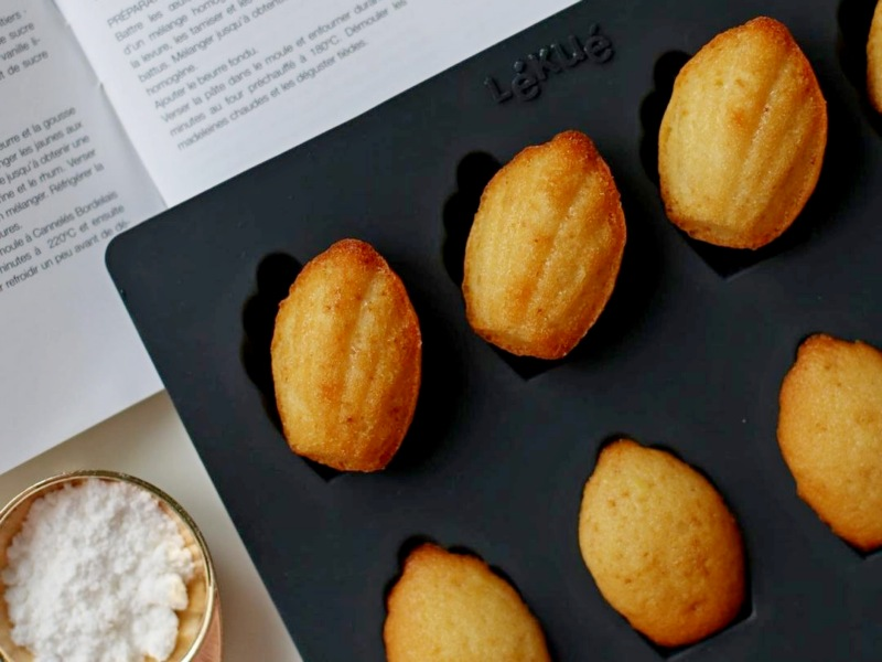 французское Печенье Мадлен - классический рецепт