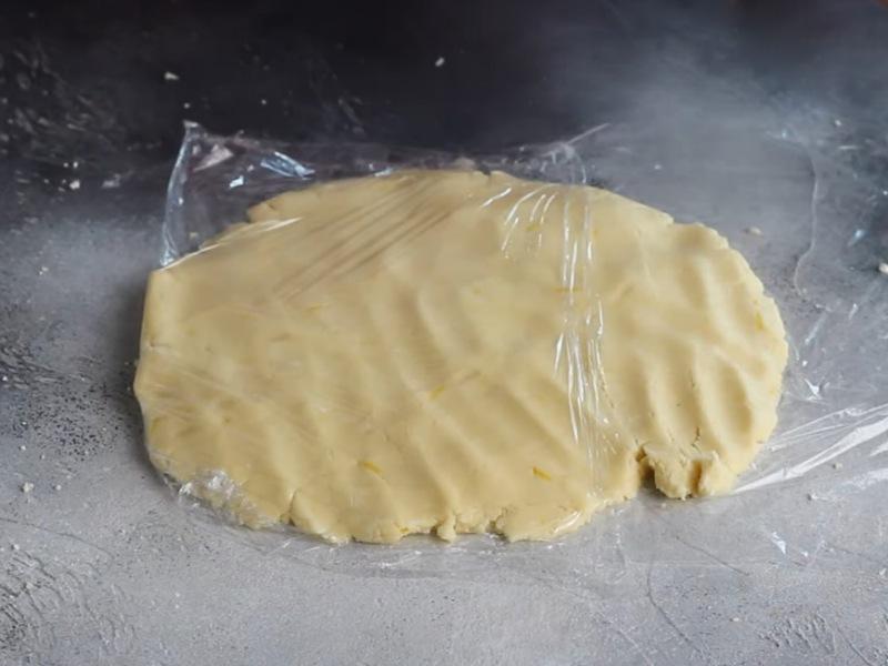 Печенье из крахмала пошаговый рецепт в домашних условиях