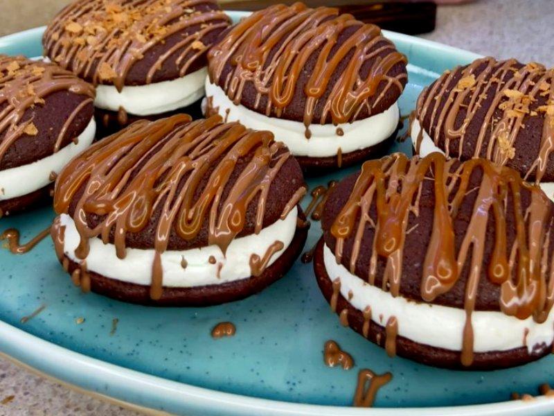 Печенье Вупи пай рецепт