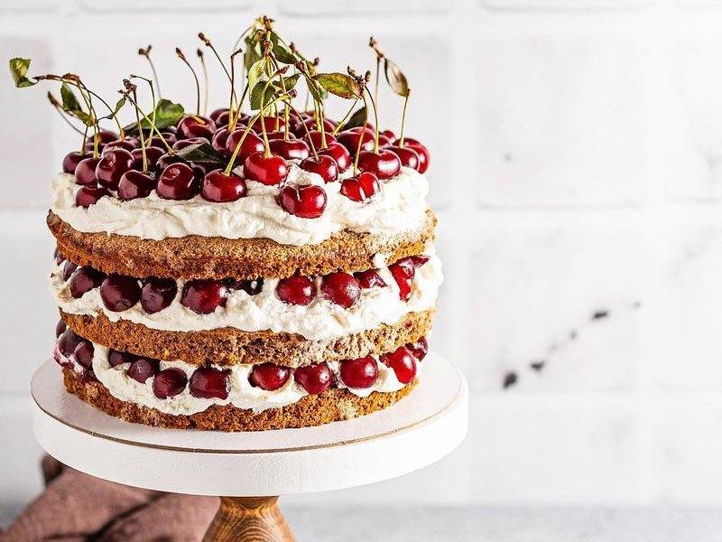 Рецепт Хлебного торта