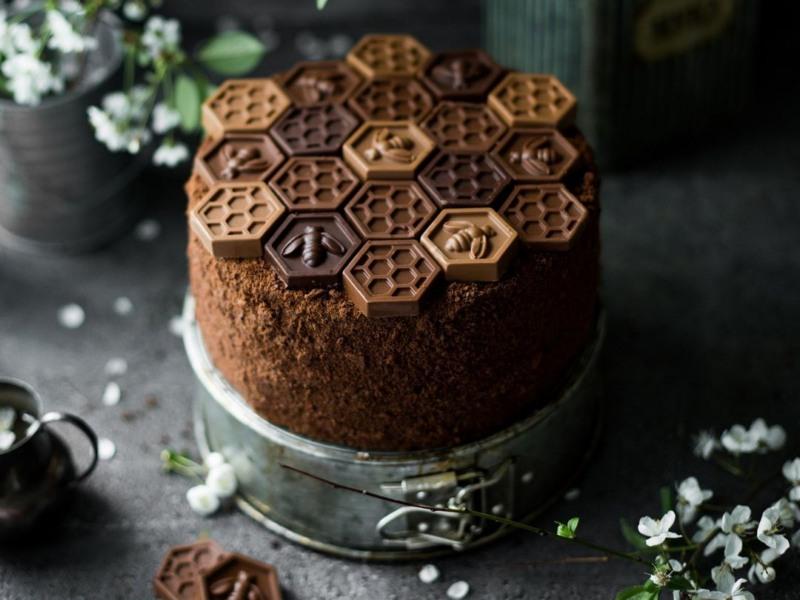 Шоколадный Медовик рецепт