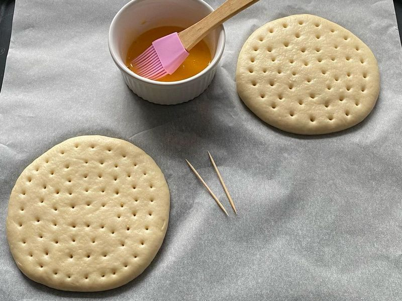 Сметанные лепешки рецепт в духовке
