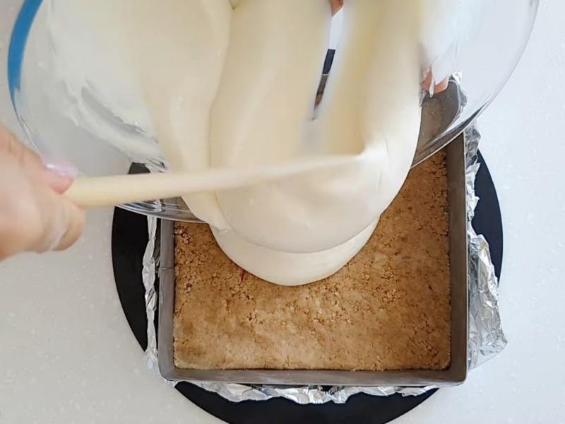 тыквенный чизкейк рецепт с фото
