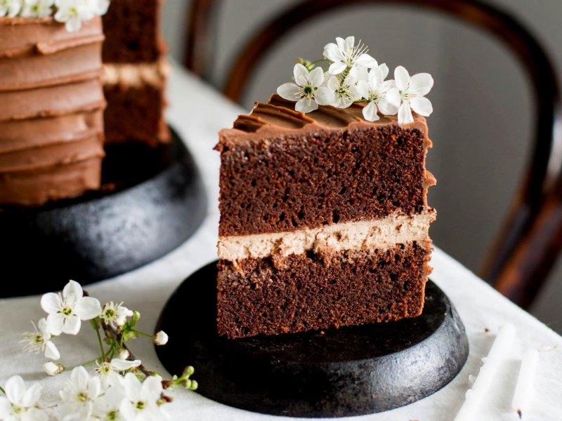 Торт Черный Бархат