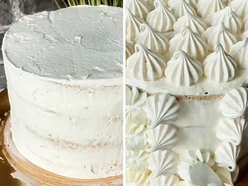 Торт Невеста как сделать