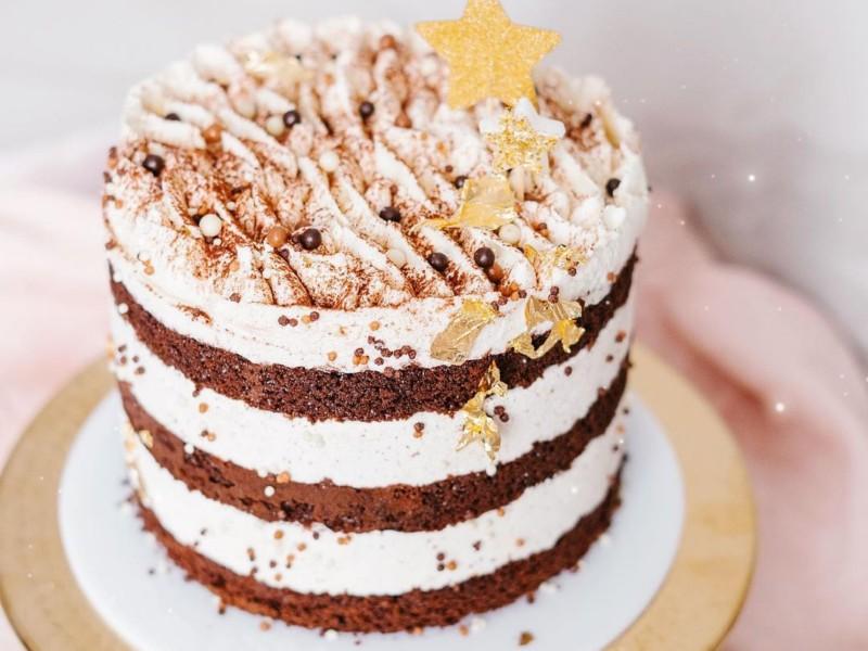 Торт Шоколадный мокко рецепт