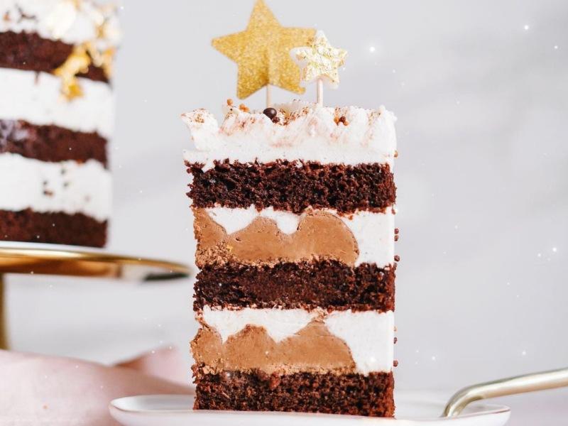 Торт Шоколадный мокко 🤎