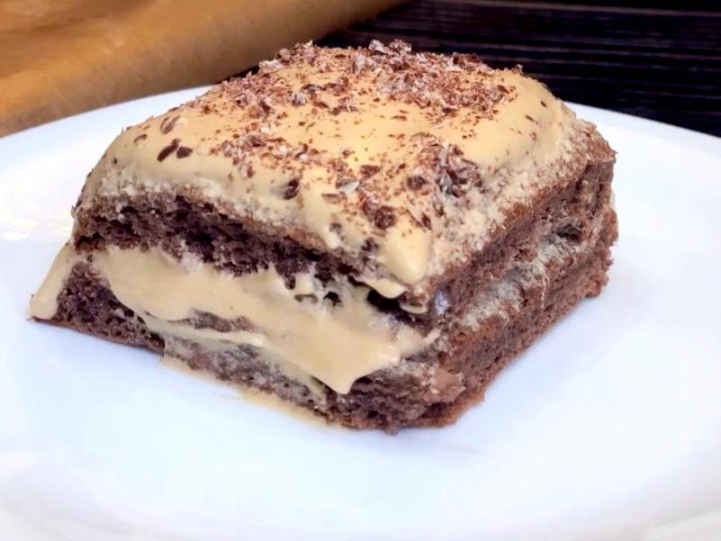 рецепт торта за 30 минут