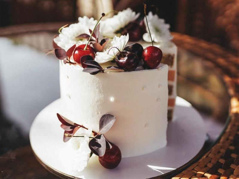 персиковая начинка для торта
