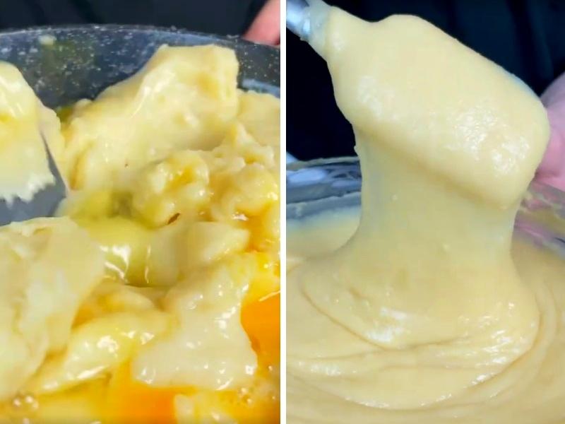 Заварные булочки рецепт со сметанным кремом